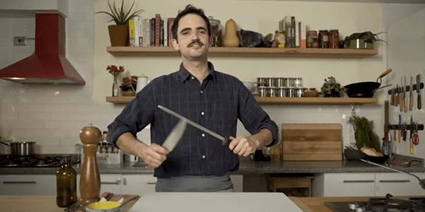 El Ingrediente TV – Receta de Barros Luco con corte Asiento de Vacuno