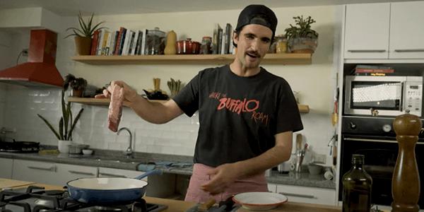 El Ingrediente TV – Receta de Lomo Liso de Vacuno al sartén