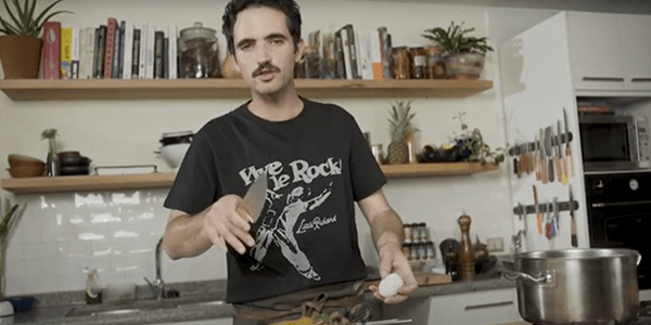 El Ingrediente TV – Receta de Ramenzuela con corte Osobuco de Vacuno